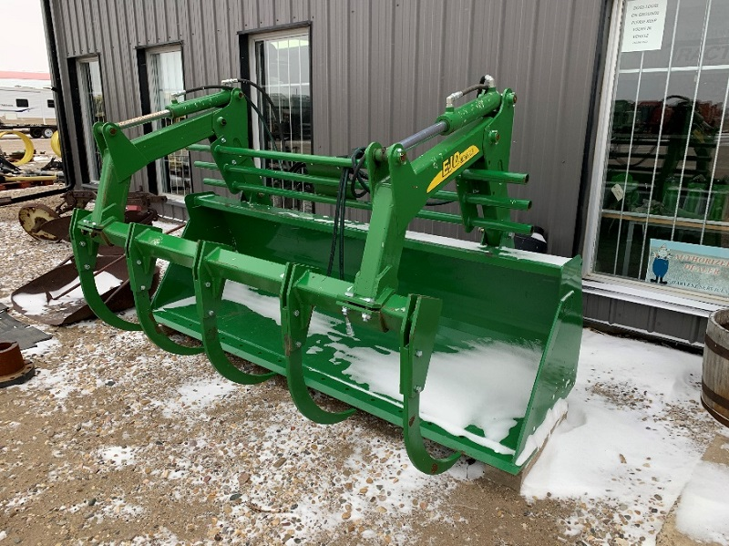 New Aftermarket JD Bucket & Grapple Assembly