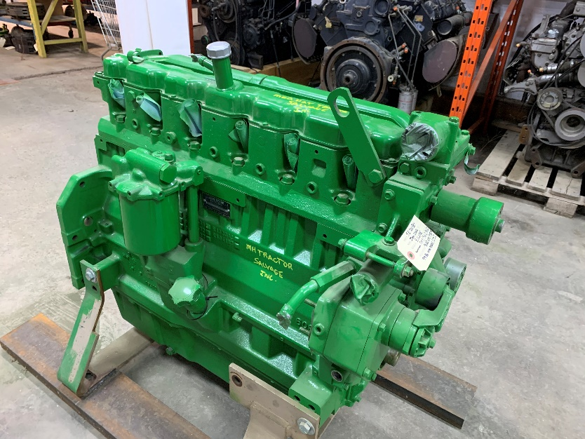 8.1 Litre Long Block Assembly